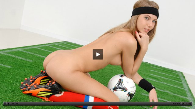 nude teens soccer video